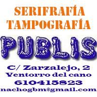 SERIGRAFÍA PUBLIS